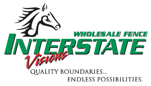 Interstate Wholesale Fence Logo